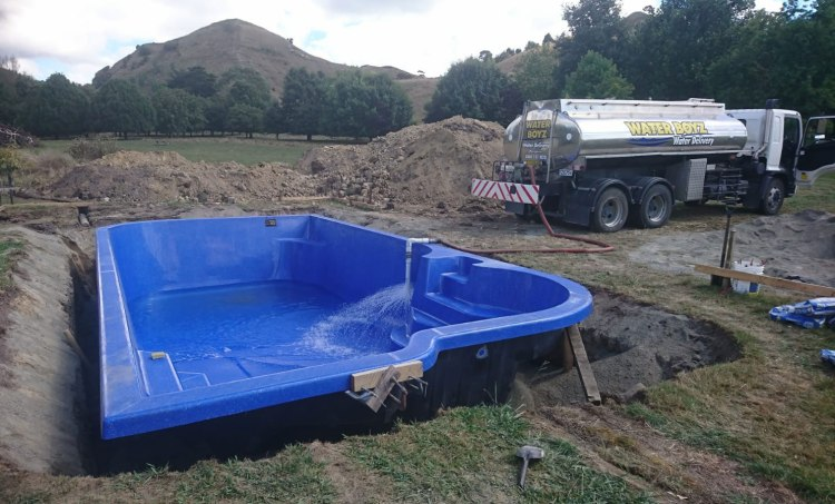 water delivery whanganui